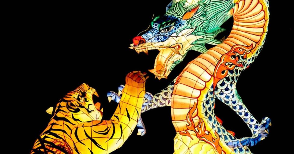 Dragon Tiger: um popular jogo de cassino ao vivo